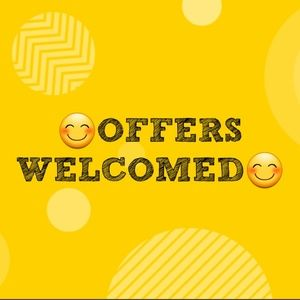 Other - 📢📢OFFERS WELCOMED!!!📢📢